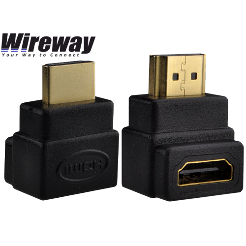 WIREWAY HDMI 90 ANGLE CONNECTOR