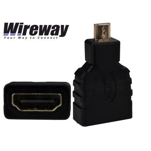 WIREWAY HDMI TO MINI HDMI CONVERTER